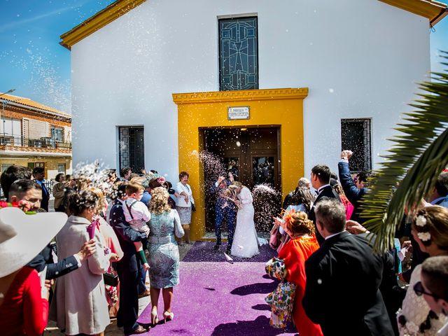 La boda de Victoria y Fran en Alamillo, Ciudad Real 26