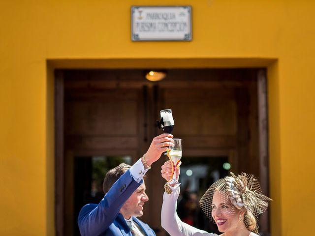La boda de Victoria y Fran en Alamillo, Ciudad Real 27