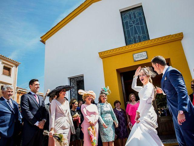 La boda de Victoria y Fran en Alamillo, Ciudad Real 28