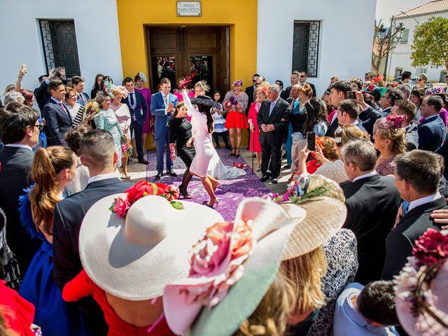 La boda de Victoria y Fran en Alamillo, Ciudad Real 29