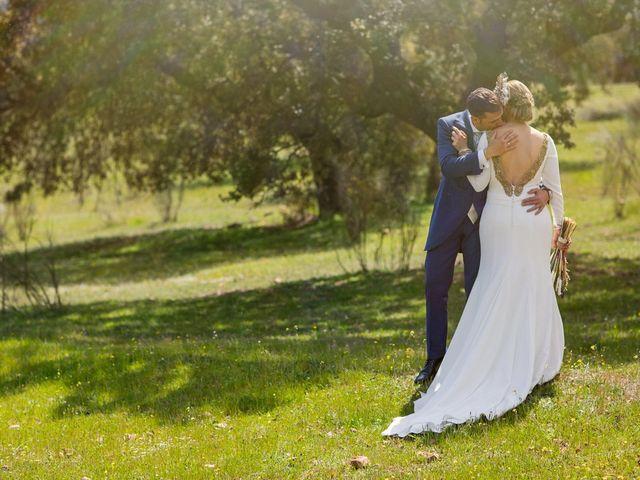 La boda de Victoria y Fran en Alamillo, Ciudad Real 35