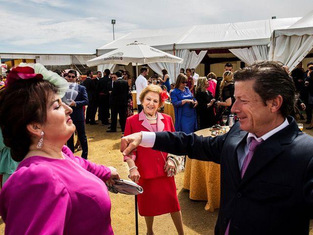 La boda de Victoria y Fran en Alamillo, Ciudad Real 40