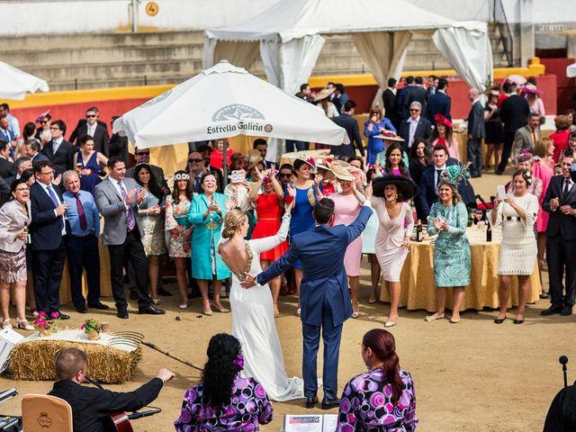 La boda de Victoria y Fran en Alamillo, Ciudad Real 41