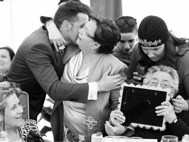La boda de Victoria y Fran en Alamillo, Ciudad Real 44