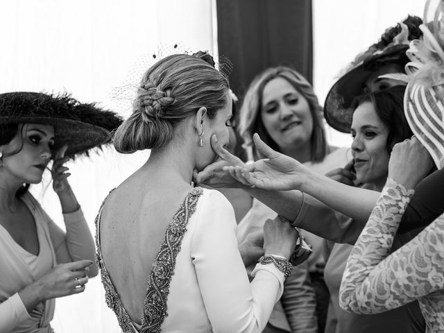 La boda de Victoria y Fran en Alamillo, Ciudad Real 45