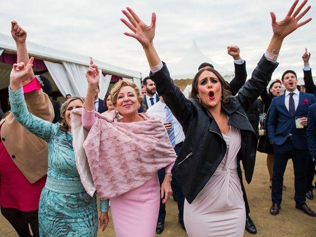 La boda de Victoria y Fran en Alamillo, Ciudad Real 54