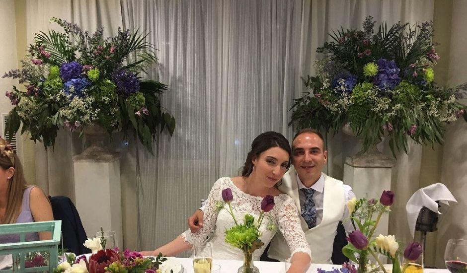 La boda de David y Rocío  en Cartagena, Murcia