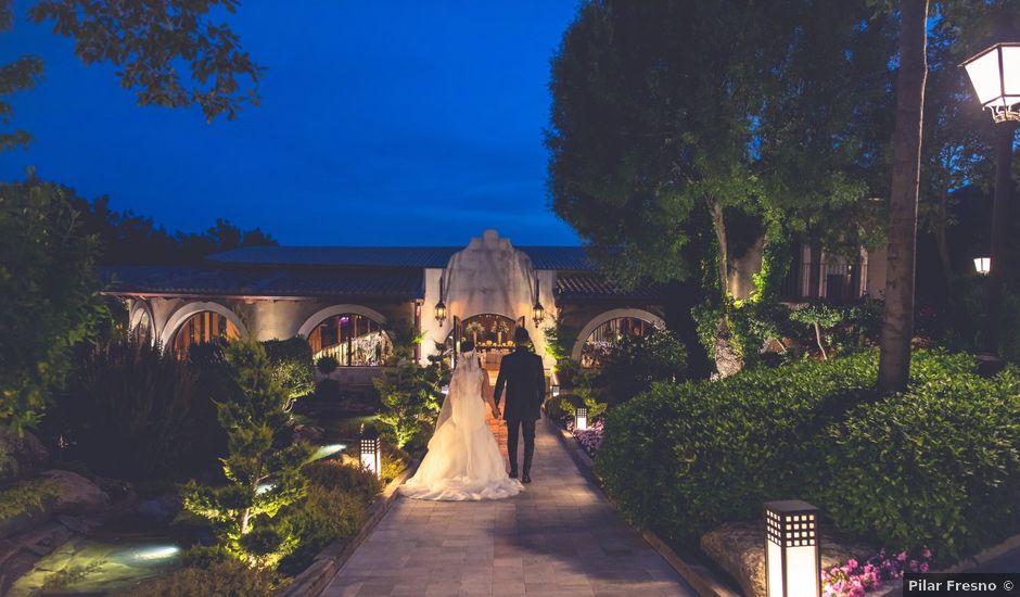 La boda de Iván y Marta en Miraflores De La Sierra, Madrid