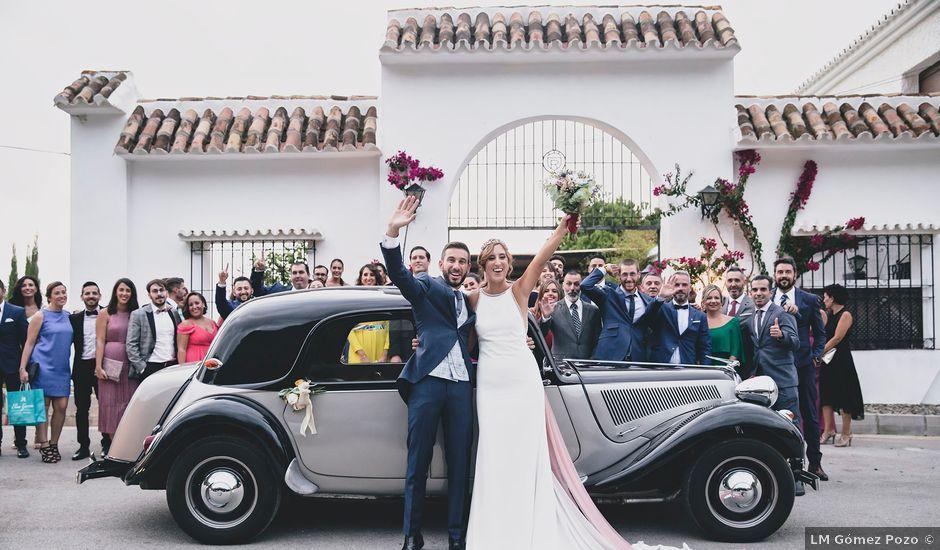 La boda de Carmela y Miguel en Cartama, Málaga