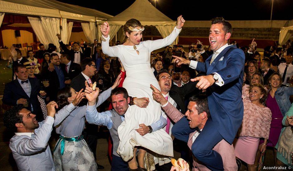 La boda de Victoria y Fran en Alamillo, Ciudad Real
