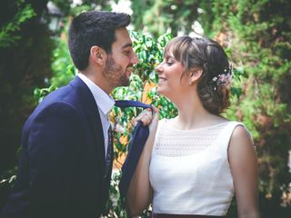 La boda de Mar y Edu