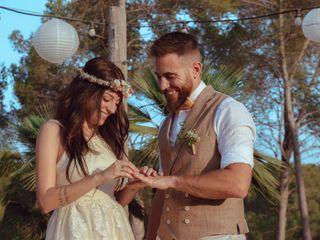 La boda de Jessica y Javier
