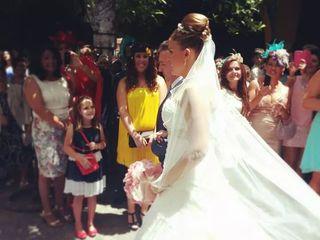La boda de Cristina y Francisco Javier 3