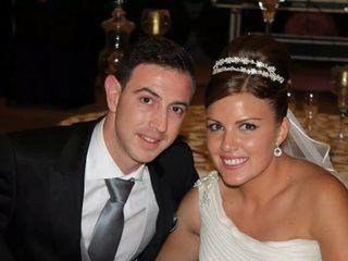 La boda de Cristina y Francisco Javier