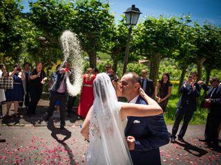 La boda de Alazne y Jon