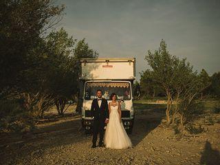 La boda de Vanessa y Manuel