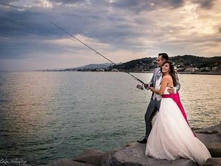 La boda de Irene y Xavi 1