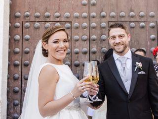 La boda de Patricia y Jacobo