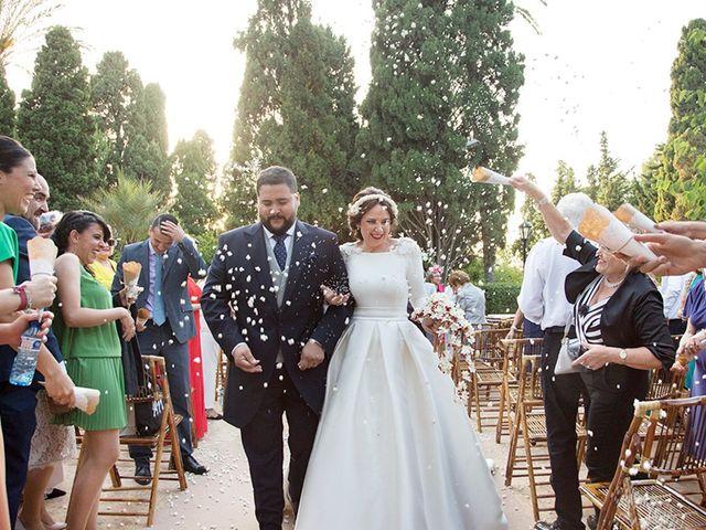La boda de Lidia y Agustín