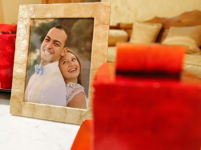 La boda de Ricardo y Brenda en Lebor, Murcia 2