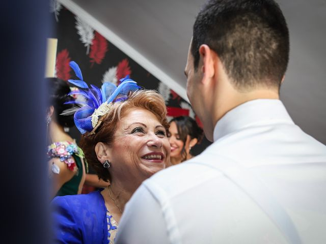 La boda de Ricardo y Brenda en Lebor, Murcia 11