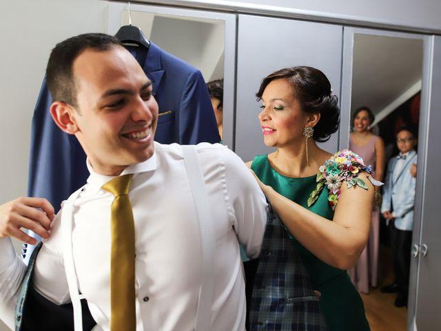 La boda de Ricardo y Brenda en Lebor, Murcia 13