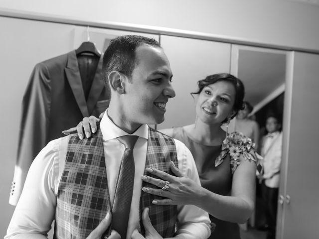 La boda de Ricardo y Brenda en Lebor, Murcia 14