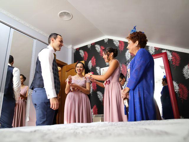 La boda de Ricardo y Brenda en Lebor, Murcia 15