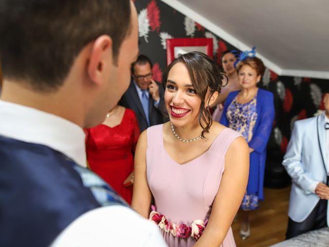La boda de Ricardo y Brenda en Lebor, Murcia 17