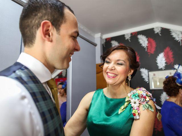 La boda de Ricardo y Brenda en Lebor, Murcia 18