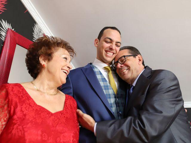 La boda de Ricardo y Brenda en Lebor, Murcia 21