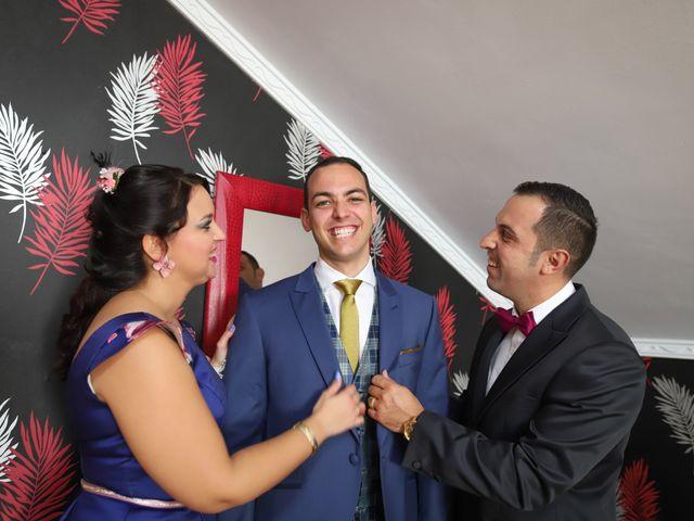 La boda de Ricardo y Brenda en Lebor, Murcia 22