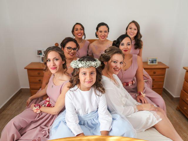 La boda de Ricardo y Brenda en Lebor, Murcia 32
