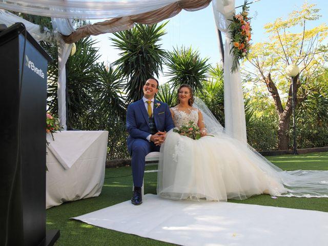 La boda de Ricardo y Brenda en Lebor, Murcia 40