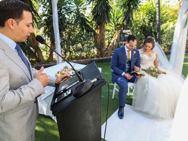 La boda de Ricardo y Brenda en Lebor, Murcia 42
