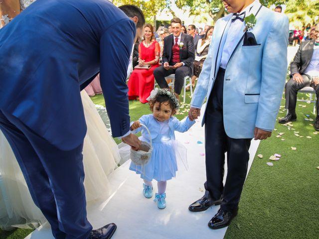 La boda de Ricardo y Brenda en Lebor, Murcia 43