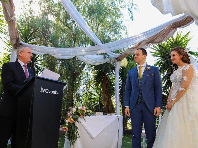 La boda de Ricardo y Brenda en Lebor, Murcia 44