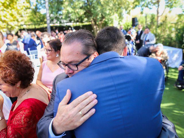 La boda de Ricardo y Brenda en Lebor, Murcia 45