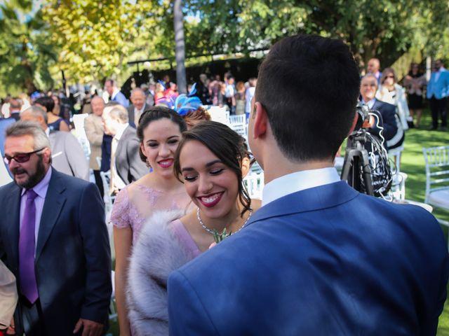 La boda de Ricardo y Brenda en Lebor, Murcia 46