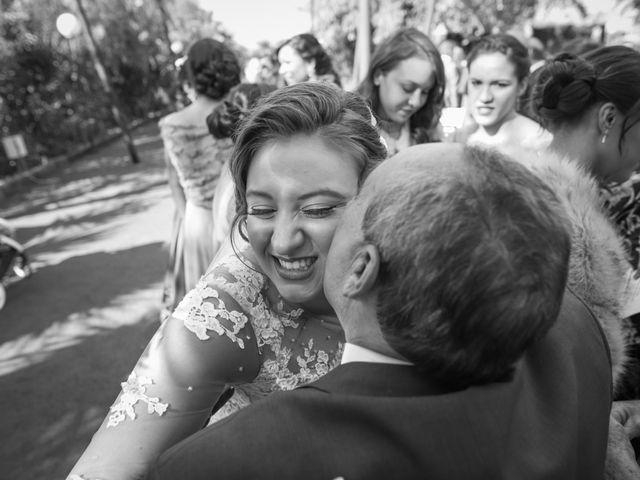 La boda de Ricardo y Brenda en Lebor, Murcia 47