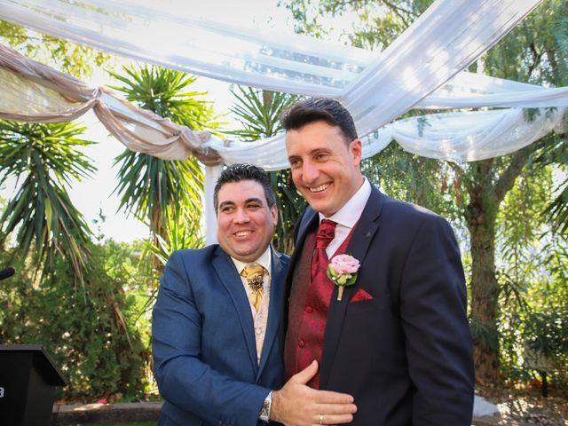 La boda de Ricardo y Brenda en Lebor, Murcia 48