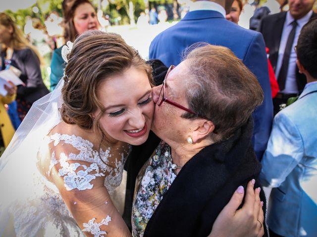 La boda de Ricardo y Brenda en Lebor, Murcia 50