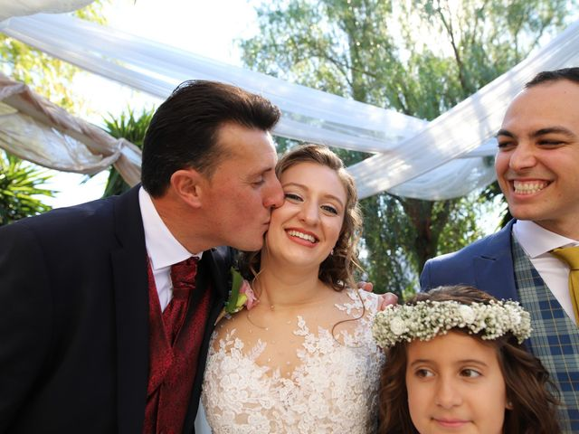 La boda de Ricardo y Brenda en Lebor, Murcia 51