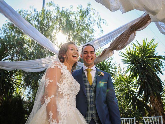 La boda de Ricardo y Brenda en Lebor, Murcia 52