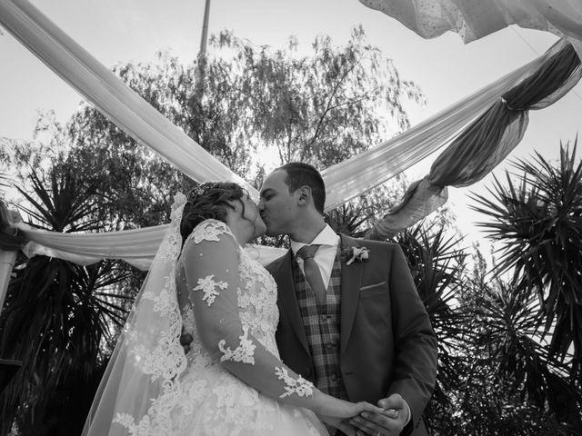 La boda de Ricardo y Brenda en Lebor, Murcia 53