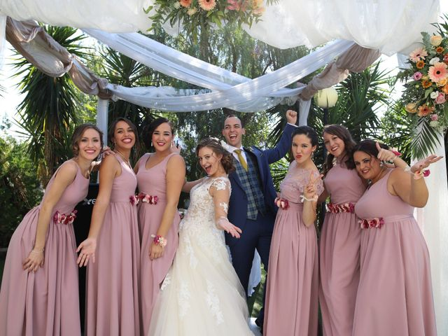 La boda de Ricardo y Brenda en Lebor, Murcia 54