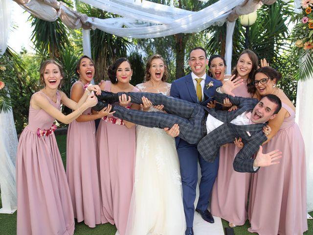 La boda de Ricardo y Brenda en Lebor, Murcia 55