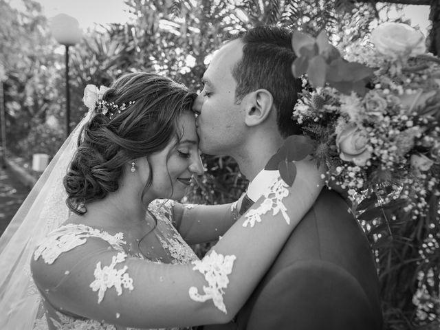 La boda de Ricardo y Brenda en Lebor, Murcia 57
