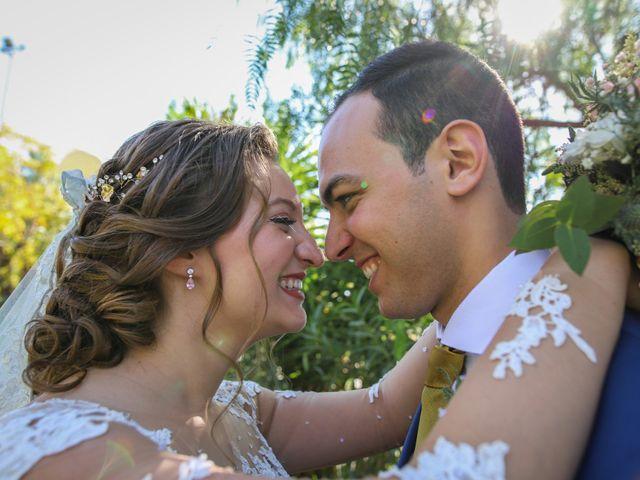 La boda de Ricardo y Brenda en Lebor, Murcia 58