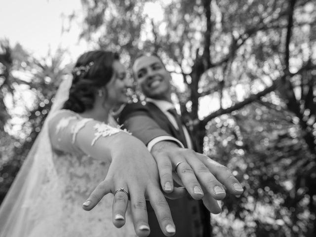 La boda de Ricardo y Brenda en Lebor, Murcia 59